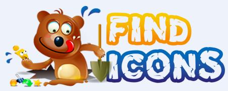 FindIcons vous permet de chercher des icônes à utiliser librement