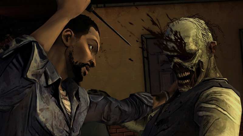 The Walking Dead - Le jeu pour Mac