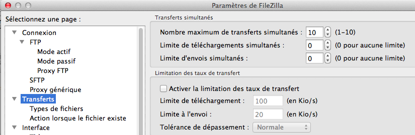 augmenter-vitesse-transfert-filezilla