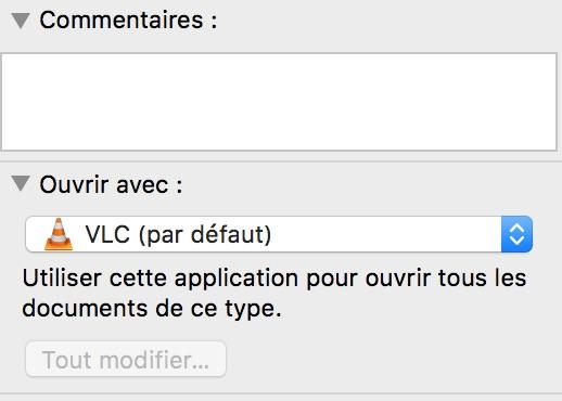 """""""Ouvrir avec"""" : choisissez le programme pour ouvrir un fichier sous Mac OS"""