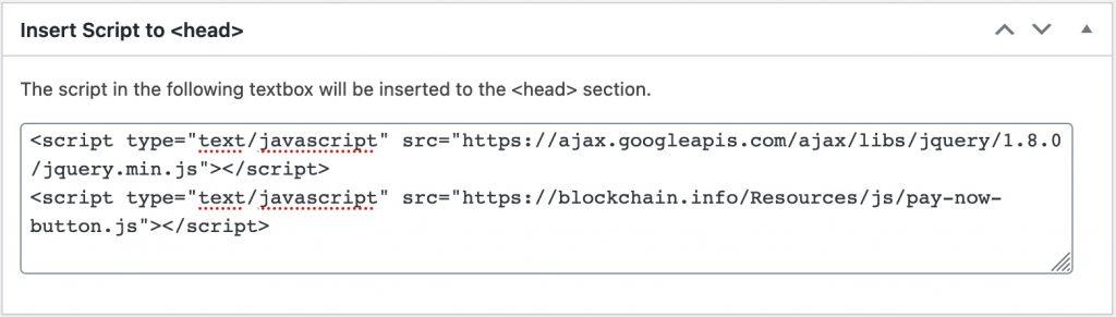 Insérer le code dans le header grâce au plugin WordPress